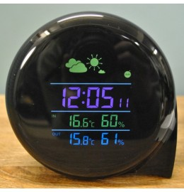 Garden Clocks & Thermometers