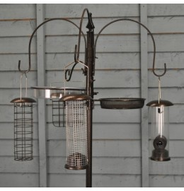 Complete Bird Feeding Stations