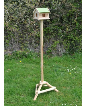 Wooden Bird Table ..