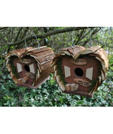 Love Bird Nest Box - Set of 2