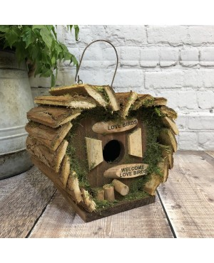 Love Bird Nest Box..