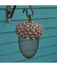 Acorn Nut Bird Feeder by Fallen Fruits