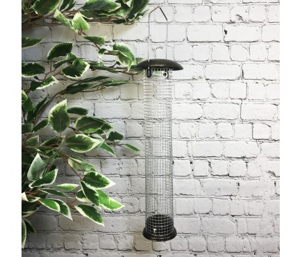 Large Hanging Peanut Bird Feeder For Selections Metal Bird Feeding Stations