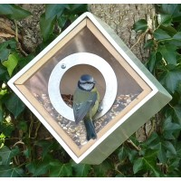 Urban Bird Seed Feeder