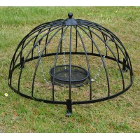 Blackbird, Starling Ground Bird Feeder Haven Cage (Pigeon, Jay and Magpie Proof)
