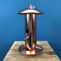 Copper Seed Hanging Bird Feeder
