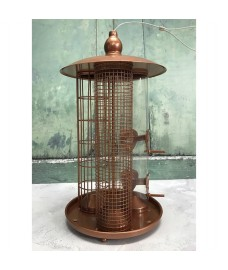 Factory Second - Deluxe 3 in 1 Seed, Nut and Fatball Bird Feeder