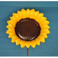 Cast Iron Wild Bird Sunflower Dish Bird Feeder