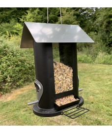 Wentworth Bird Seed Feeder with 4 Feeding Ports