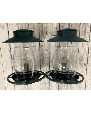 Set Of Two Lantern..