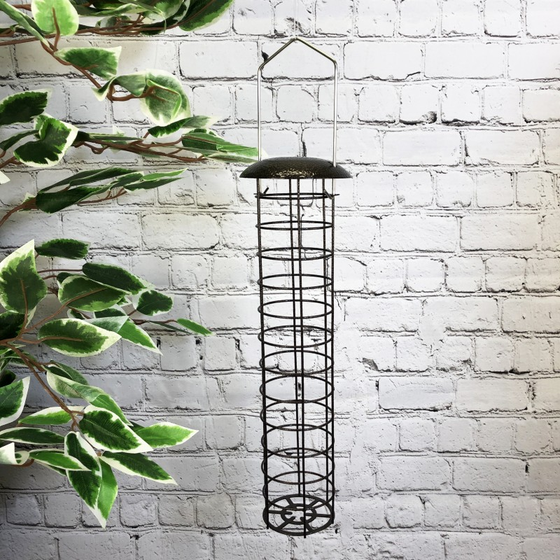 Large Hanging Fatball Bird Feeder For Selections Feeding Stations