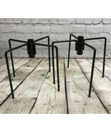 Set of 2 Bird Feeding Station Stabilisers Stand Base