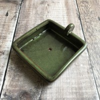 Ceramic Hedgehog Food Bowl