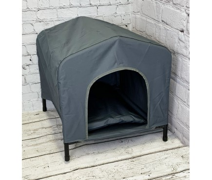 Elevated Portable Dog Kennel (48cm High)