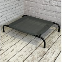 Elevated Portable Pet Bed (80cm x 55cm)