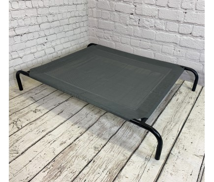 Elevated Portable Pet Bed (110cm x 80cm)