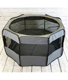 Foldable Pet Play Pen (100cm x 58cm)