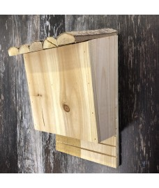 Large Wooden Bat Nesting Roosting Box