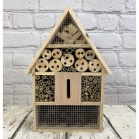 Wooden Insect, Bug & Bee House
