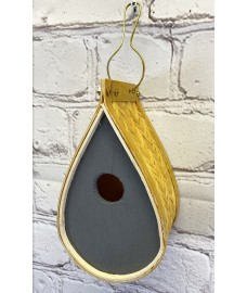 Hanging Teardrop Bird Nest Box