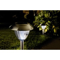 Ultra Bright Border Light Pack of 2 (Solar) by Gardman
