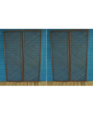 Set of 4 Willow Tr..