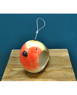 Ceramic Robin Bird..