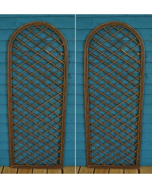 Set of 2 Willow Tr..