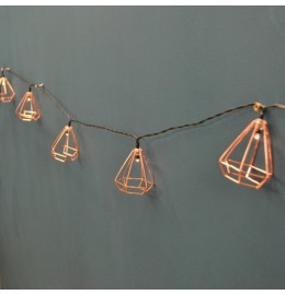 String Lights - Solar Powered