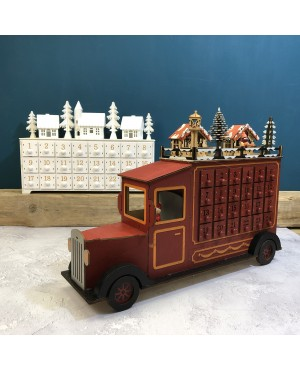Wooden Truck and W..