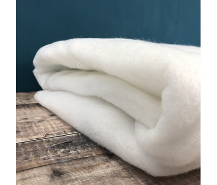 Artificial Snow Frosty White Blanket (2.5 x 1.5m)