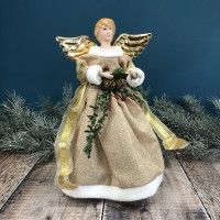 Ariel Fairy Christmas Tree Topper