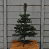45cm Green Artificial Table Top Christmas Tree by Premier