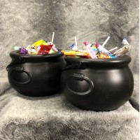 Halloween Costume Witch or Wizard Cauldrons (Set of 2)