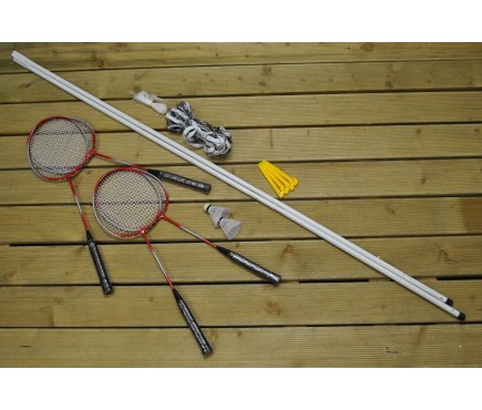Garden Game Badminton Set