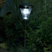 Solar PIR Wall Mounted Stake Light