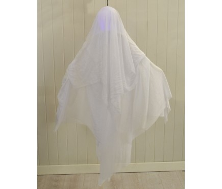 Sonic Spinning Ghost With Lights Halloween Decoration by Premier