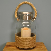 Portsmouth Battery Operated Candle Lantern