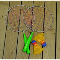 Garden Game Set Childrens Badminton