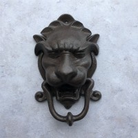 Majestic Lion Door Knocker