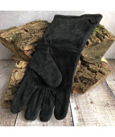 Black Gauntlet Fireside Glove