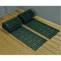 Green Plastic Garden Track Path (6m Roll)