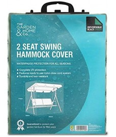Reversible Waterproof 2 Seater Swing Hammock Cover