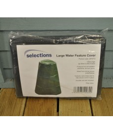 Waterproof Large Water Feature Cover (1.2m)