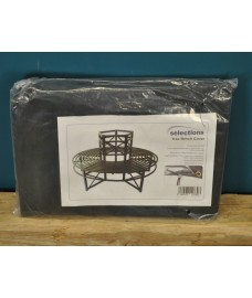Waterproof Tree Bench Garden Furniture Cover (1.4m)