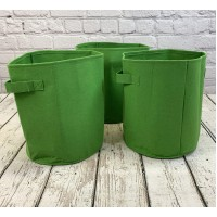 Potato & Vegetable Planter Grow Bags 26 Litre (Set of 3)