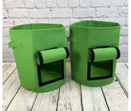 Potato Planter Grow Bags 37 Litre (Set of 2)