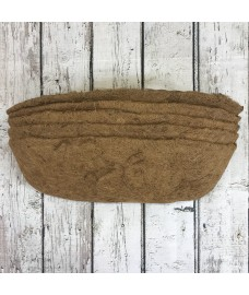 Pack of 5 Extra Deep Coco Wall Planter Liner (60cm)