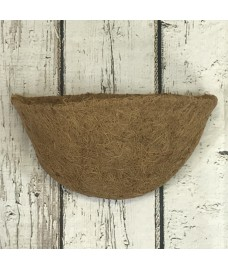 Coco Wall Basket Planter Liner (30cm)