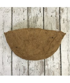 Coco Wall Basket Planter Liner (50cm)